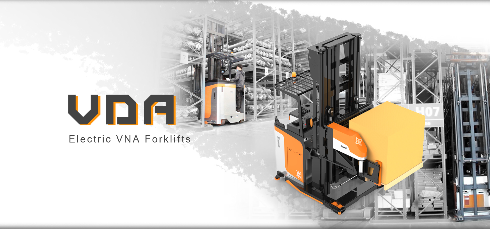 Electric VNA Forklifts